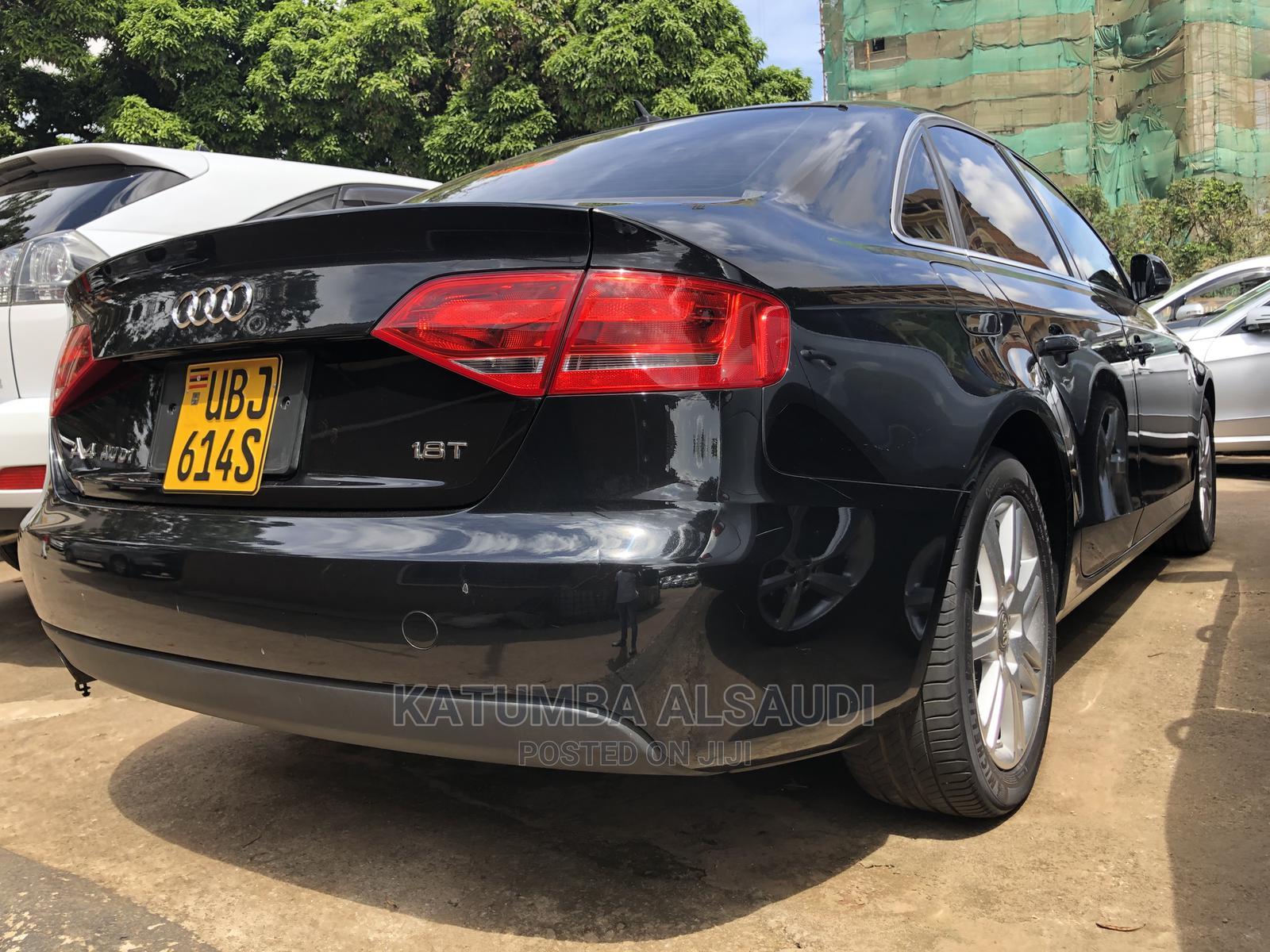 Audi A4 2010 2.0T Premium Black | Cars for sale in Kampala, Central Region, Uganda