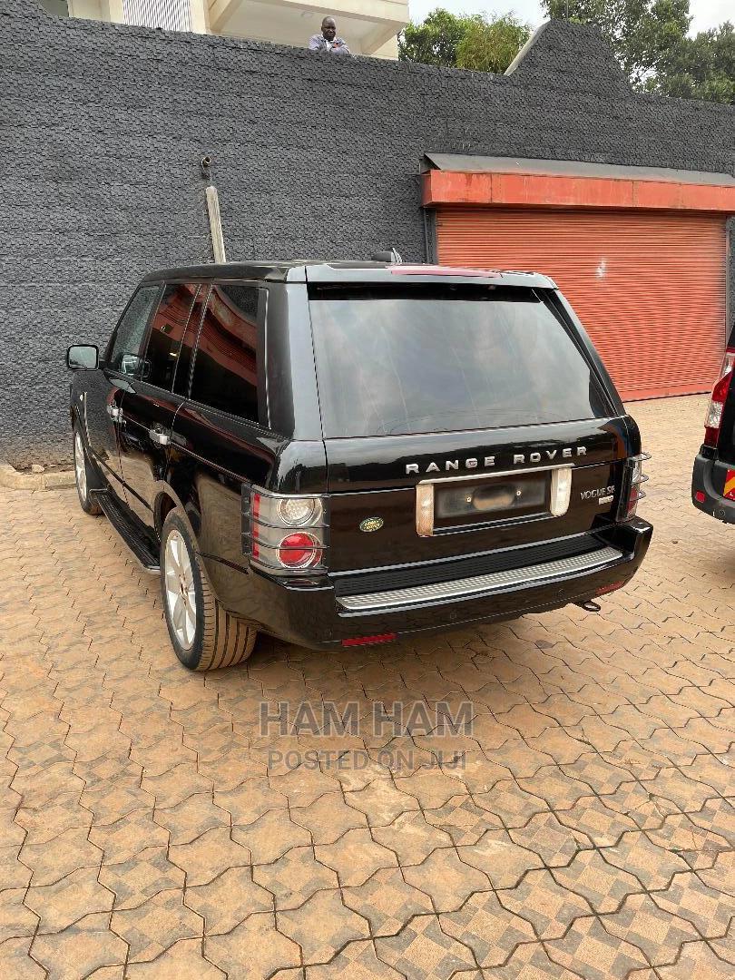 Land Rover Range Rover Vogue 2009 Black | Cars for sale in Kampala, Central Region, Uganda