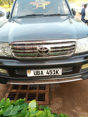 Toyota Land Cruiser 2001 Black | Cars for sale in Central Region, Kampala