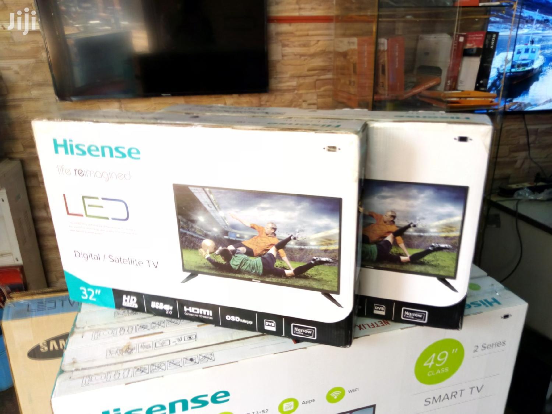Hisense 32 Inches Digital Flat Screen Tv