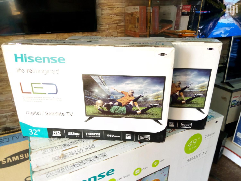 Hisense 32 Inches Digital Flat Screen Tv   TV & DVD Equipment for sale in Kampala, Central Region, Uganda