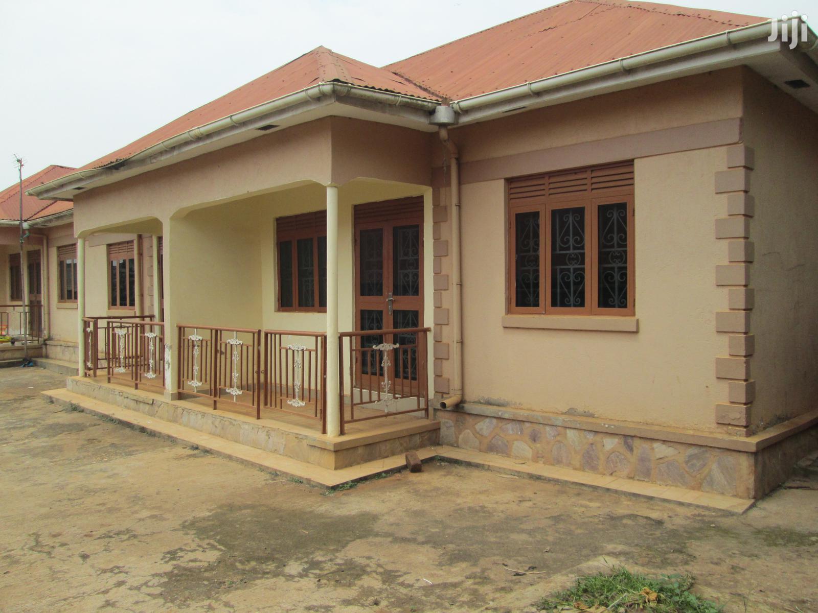 Two Bedroom House In Kirinya For Rent