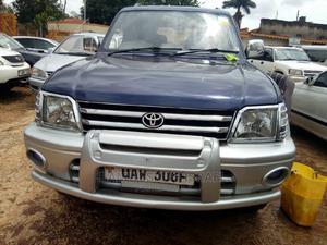 Toyota Land Cruiser Prado 1999 Blue   Cars for sale in Central Region, Kampala