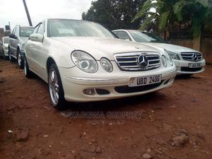 Mercedes-Benz E240 2005 White | Cars for sale in Central Region, Kampala
