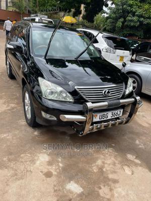 Toyota Harrier 2006 Black | Cars for sale in Central Region, Kampala