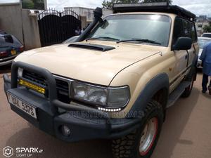 Toyota Land Cruiser 1998 Beige | Cars for sale in Central Region, Kampala