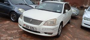 Toyota Premio 2003 X EX White   Cars for sale in Central Region, Kampala