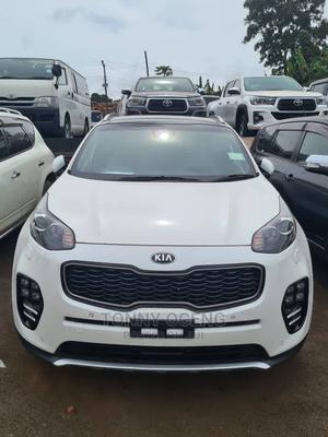 Kia Sportage 2015 White   Cars for sale in Central Region, Kampala