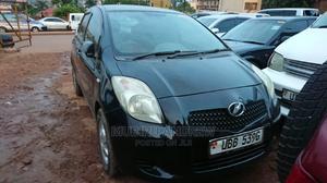 Toyota Vitz 2007 Black   Cars for sale in Central Region, Kampala