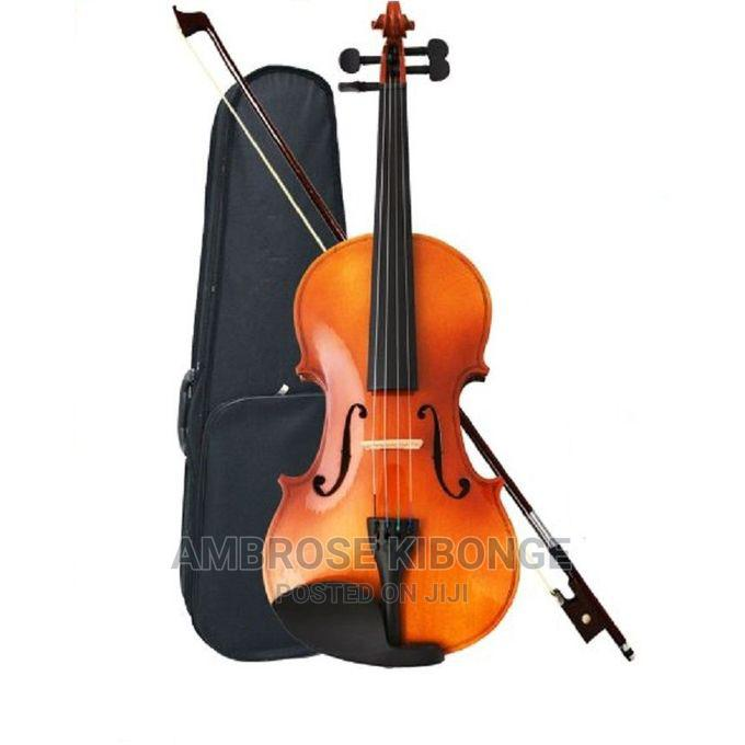 4/4 Violin With All Accessories