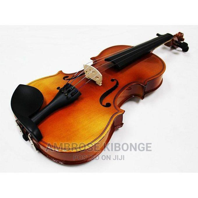 4/4 Violin With All Accessories | Musical Instruments & Gear for sale in Kampala, Central Region, Uganda