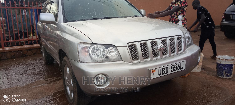 Toyota Kluger 2004 Silver | Cars for sale in Kampala, Central Region, Uganda
