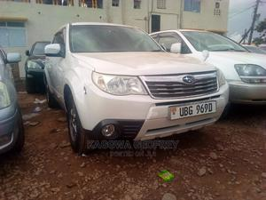 Subaru Forester 2008 2.0 X Trend White   Cars for sale in Central Region, Kampala