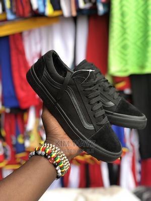 Original Black Vans | Shoes for sale in Central Region, Kampala