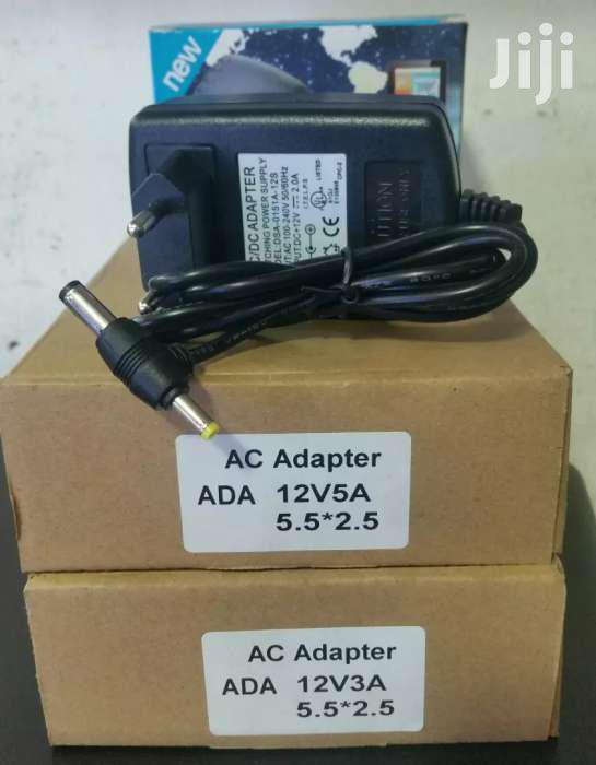 12V Adapters