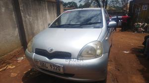 Toyota Vitz 1999 1.3 U 4WD Gray   Cars for sale in Central Region, Kampala