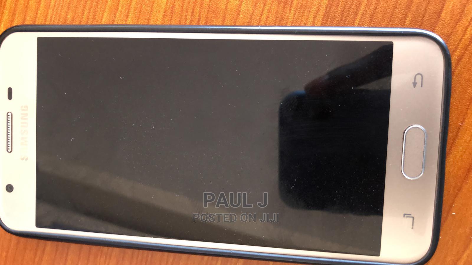 Samsung Galaxy J5 Prime 16 GB Gold | Mobile Phones for sale in Kampala, Central Region, Uganda