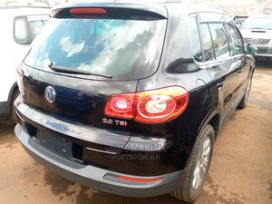 Volkswagen Tiguan 2008 Black | Cars for sale in Central Region, Kampala