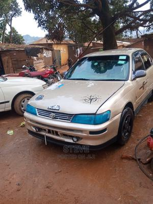 Toyota Corolla 1999 Gold   Cars for sale in Central Region, Kampala