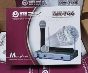 Max Pro Wireless Microphone | Audio & Music Equipment for sale in Central Region, Kampala
