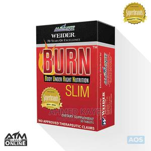 Burn Slim Natural Weight Loss Product | Vitamins & Supplements for sale in Central Region, Kampala