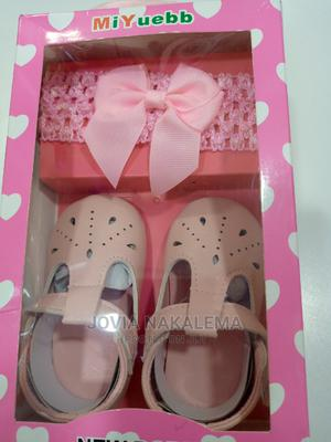 Baby Shoe and Head Band | Children's Shoes for sale in Central Region, Kampala