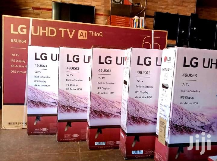LG Uhd 4K Smart TV 49 Inches