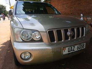 Toyota Kluger 2005 Silver | Cars for sale in Central Region, Kampala