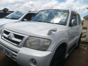 Mitsubishi Pajero 2004 Sport White   Cars for sale in Central Region, Kampala
