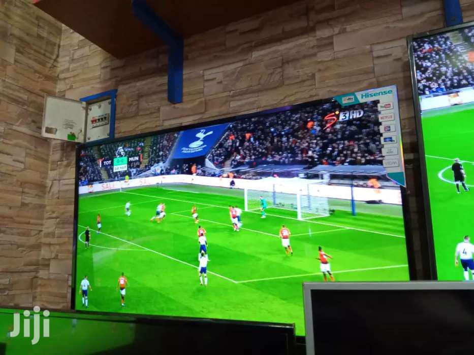 50inches Hisense Smart TV UHD  4K | TV & DVD Equipment for sale in Kampala, Central Region, Uganda