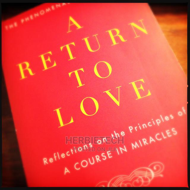 A Return to Love Marianne Williamson