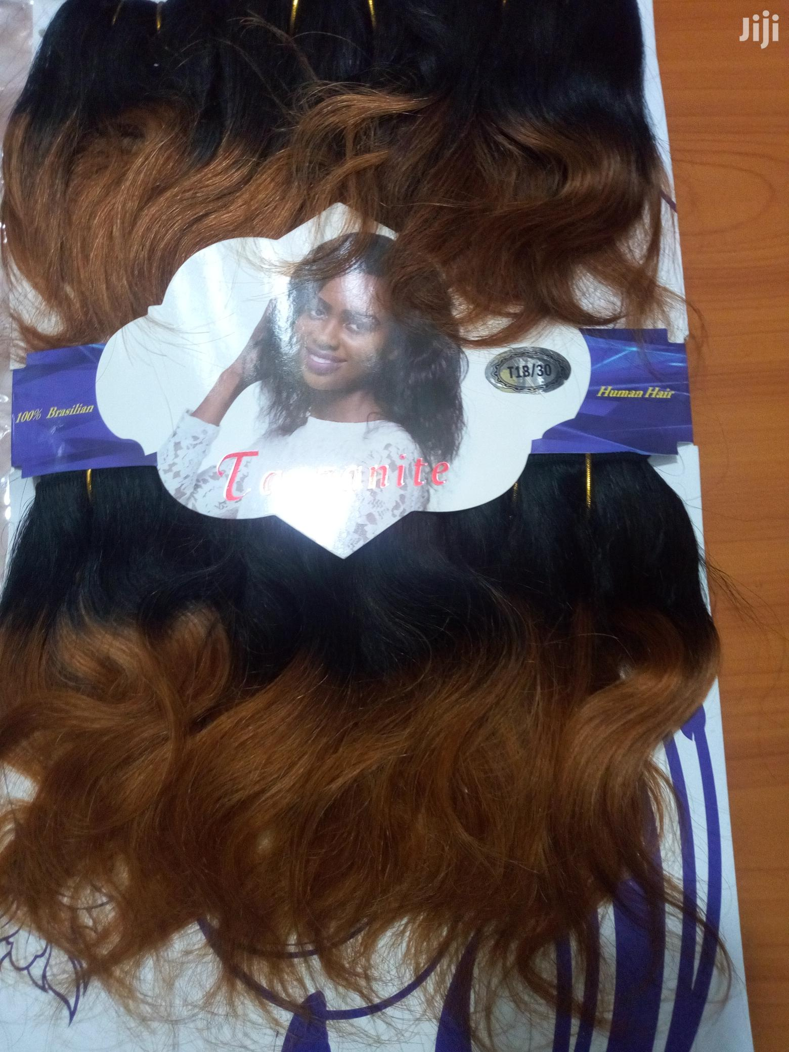 Archive: Human Hair