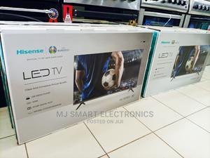 New Hisense LED 32 Inches Digital/Satellite Flat Screen Tv. | TV & DVD Equipment for sale in Central Region, Kampala