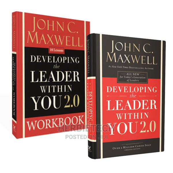 Developing The Leader Within You John C. Maxwell