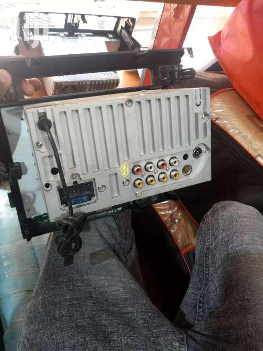 Land Cruiser V8 Radio | Vehicle Parts & Accessories for sale in Kampala, Central Region, Uganda