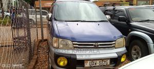 Toyota Noah 2000 Blue   Cars for sale in Central Region, Kampala