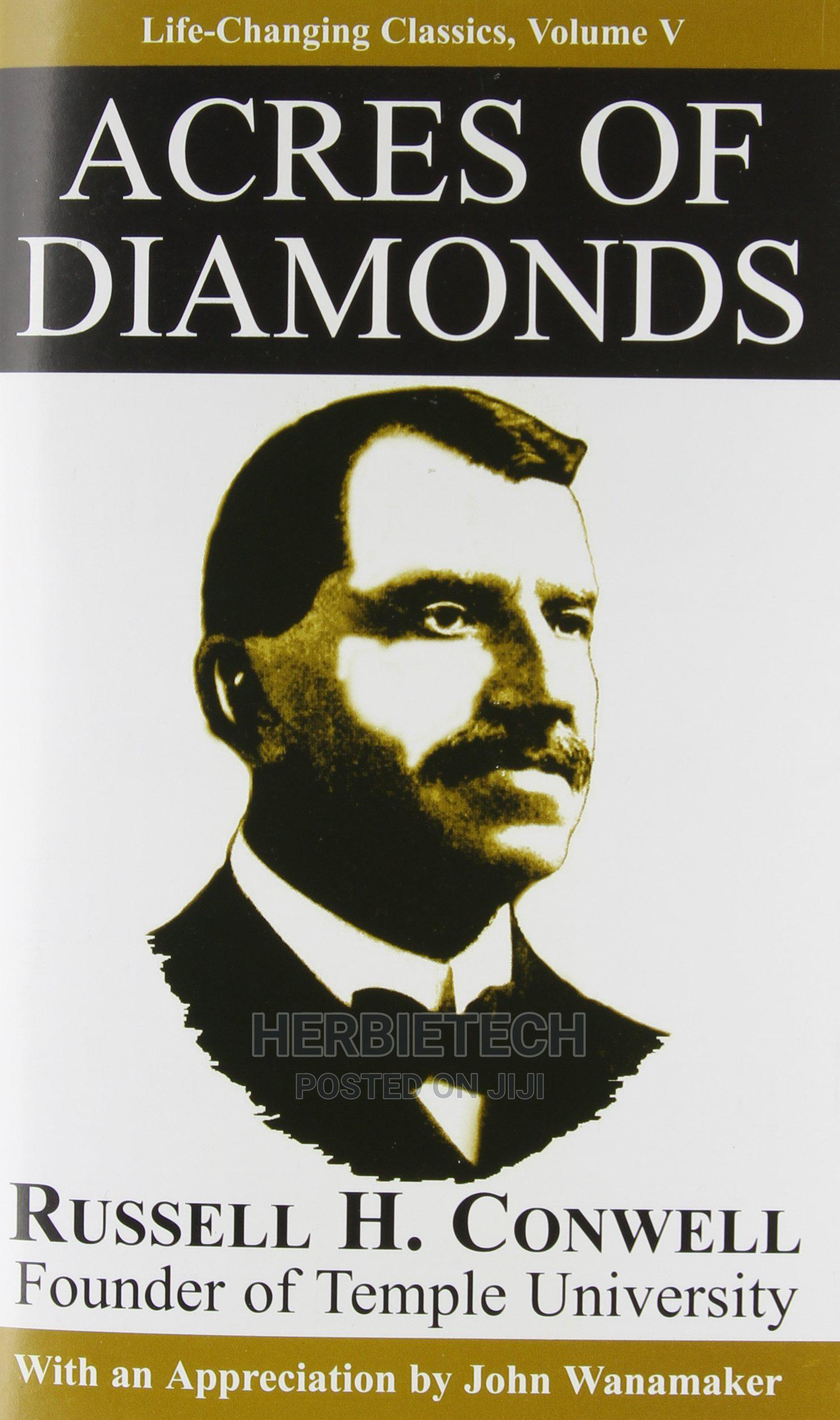 Acres Of Diamonds Russell Conwell