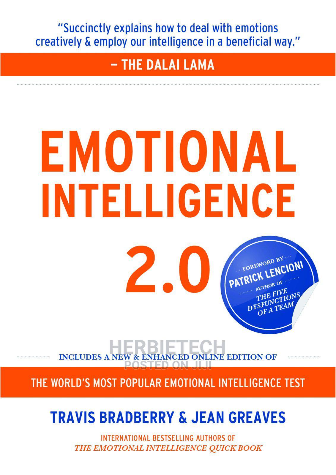 Emotional Intelligence 2.0 - Travis Bradberry, Jean [AUDIO]