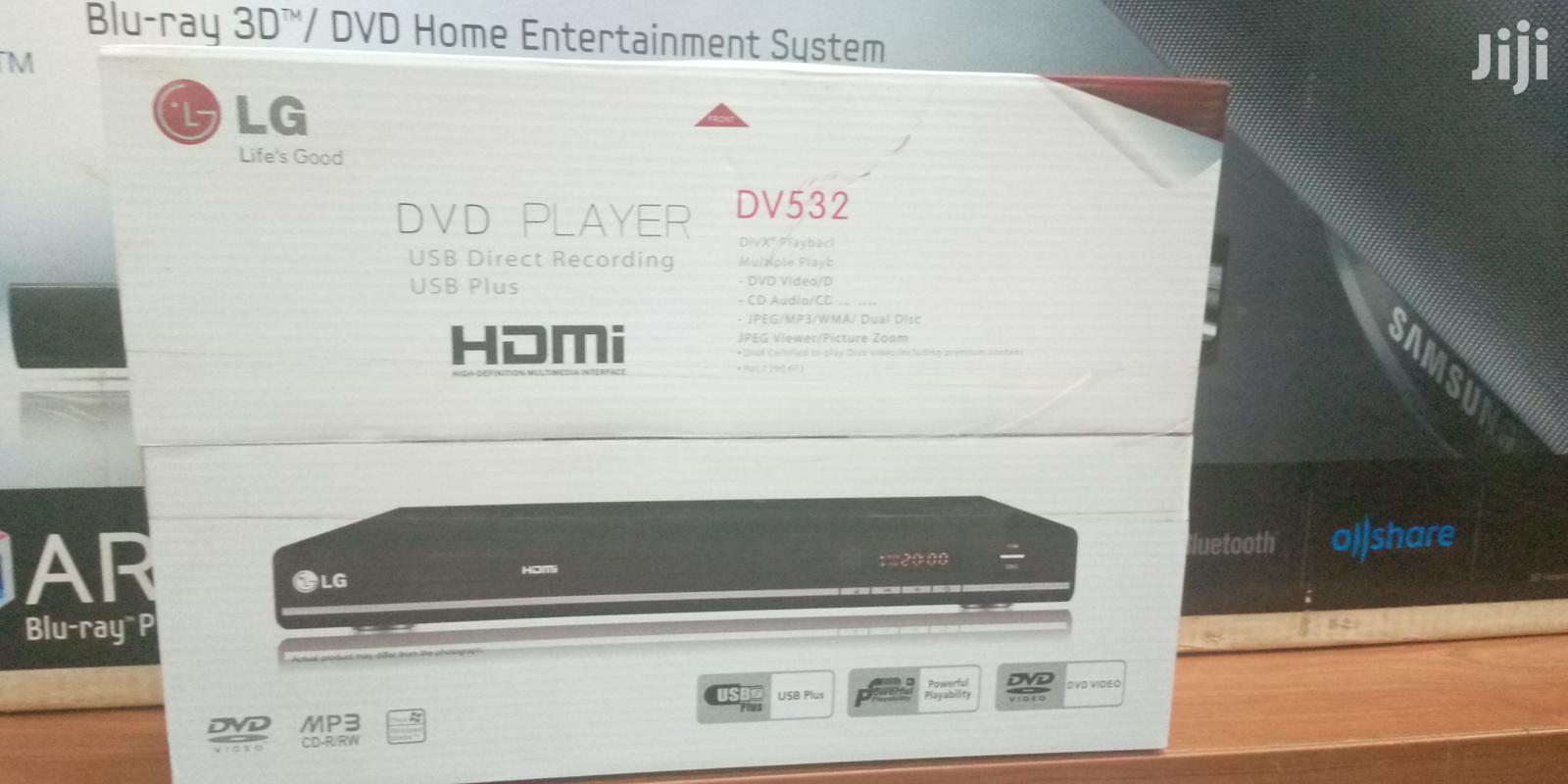 LG DVD Player With HDMI Port | TV & DVD Equipment for sale in Kampala, Central Region, Uganda