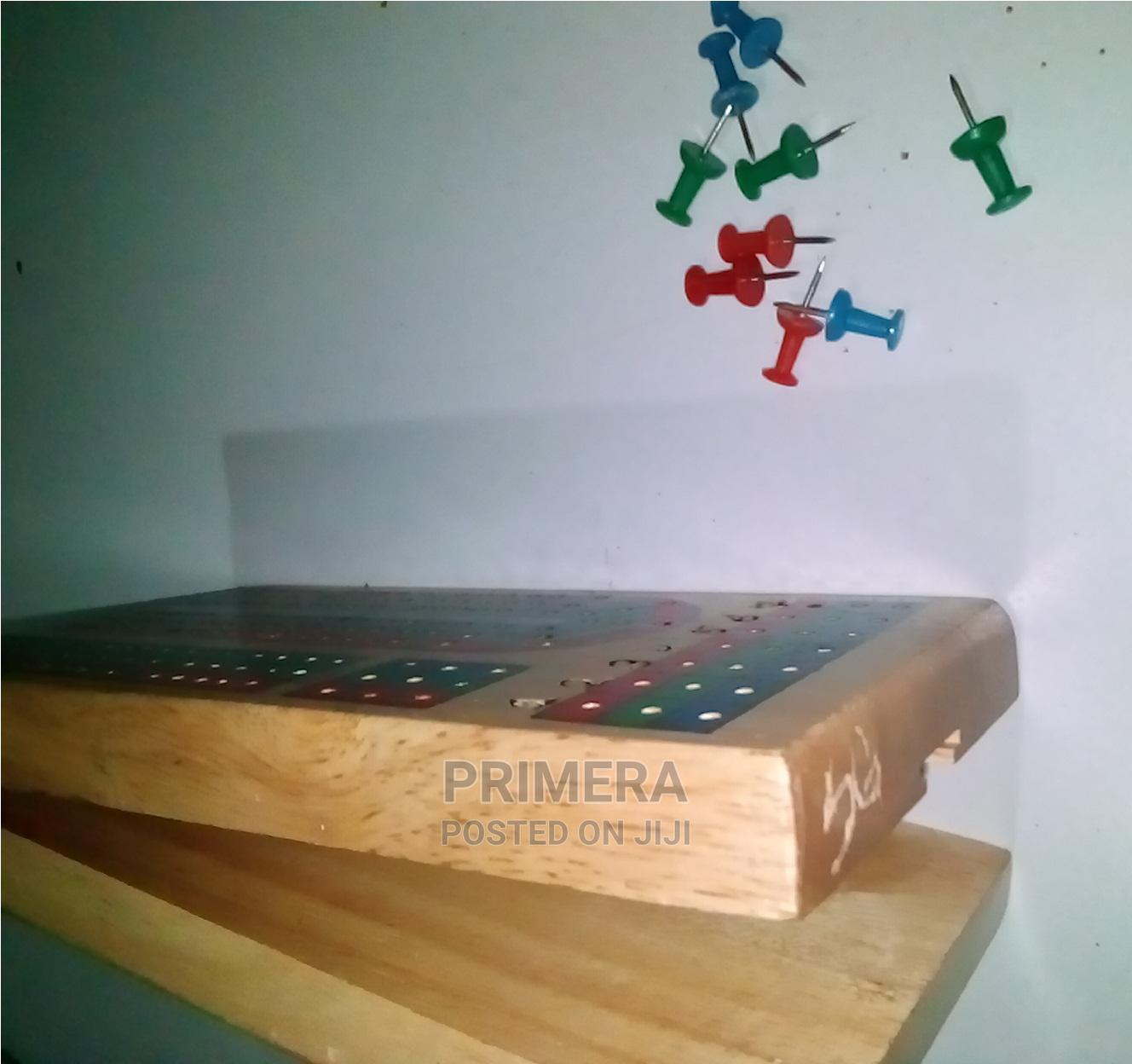 Cribbage Score Board | Books & Games for sale in Kampala, Central Region, Uganda