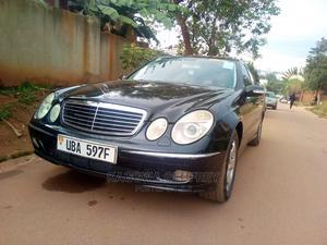 Mercedes-Benz E240 2002 Black   Cars for sale in Central Region, Kampala