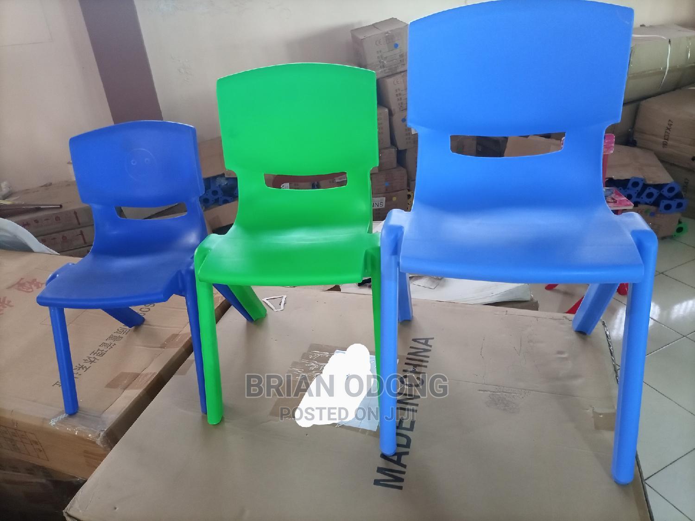 Baby Plastic Chairs/Kindergarten Chairs   Children's Furniture for sale in Kampala, Central Region, Uganda