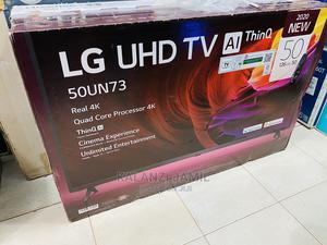 Lg Webos 4K Smart Tv 50 Inches | TV & DVD Equipment for sale in Central Region, Kampala