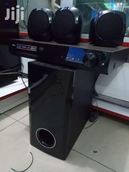 LG Bluetooth Home Theater System