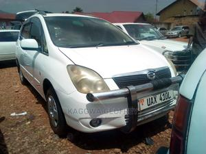 Toyota Corolla Spacio 2001 1.8 X G-Edition 2WD White | Cars for sale in Central Region, Kampala