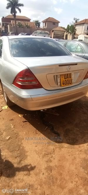 Mercedes-Benz C180 2003 Silver   Cars for sale in Central Region, Kampala
