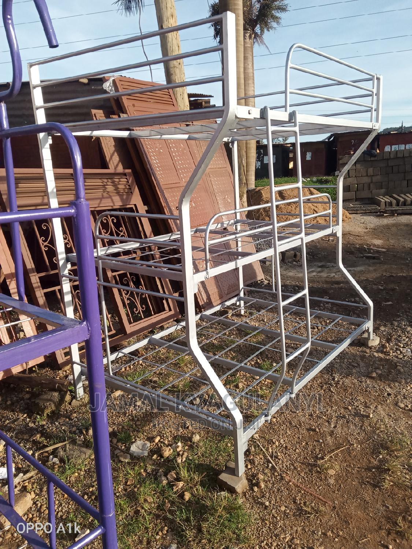 Metallic Tripple Decker   Furniture for sale in Kampala, Central Region, Uganda