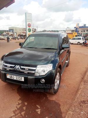 Mitsubishi Pajero 2010 Green | Cars for sale in Central Region, Kampala
