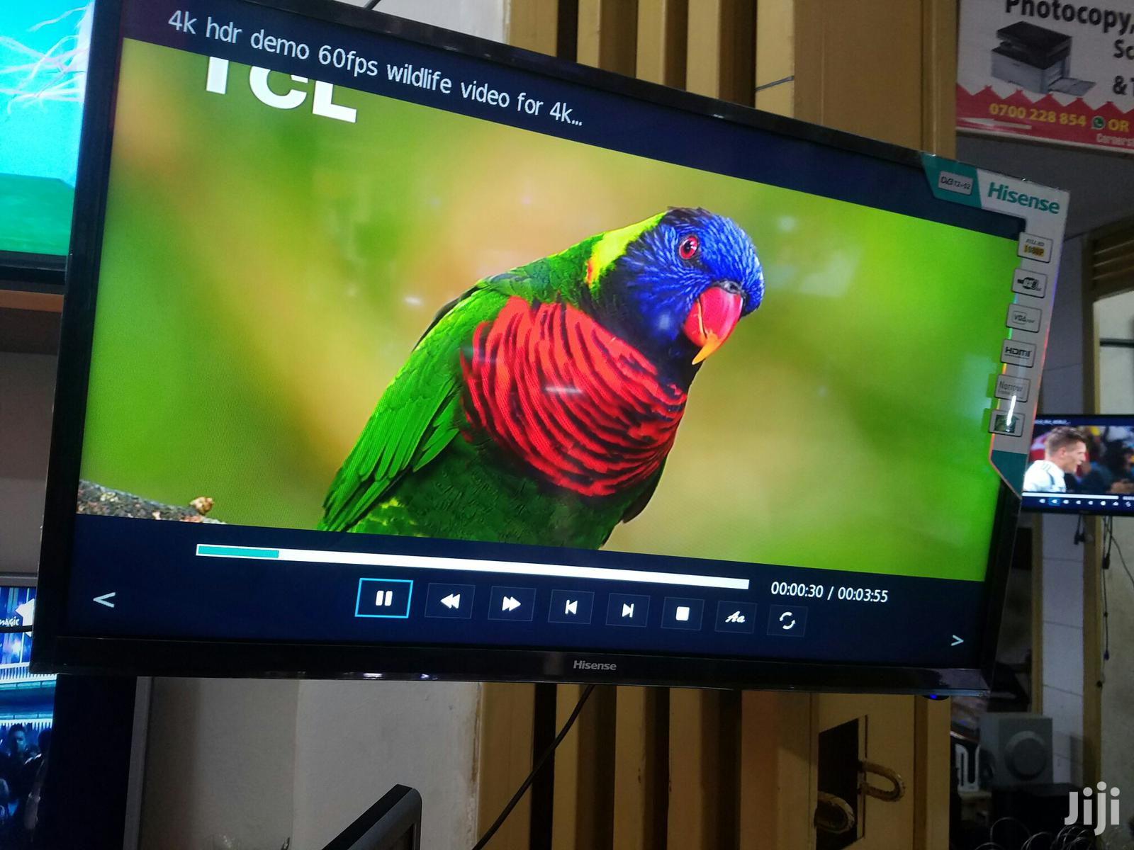 Archive: Hisense LED Digital TV 32 Inches