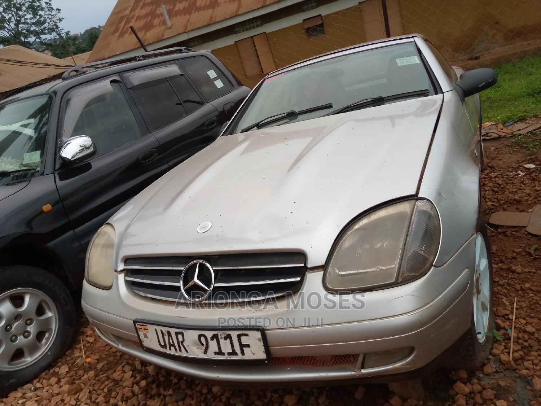Mercedes-Benz C200 1998 Silver | Cars for sale in Kampala, Central Region, Uganda